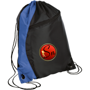 Saucy Nation Colorblock Cinch Pack