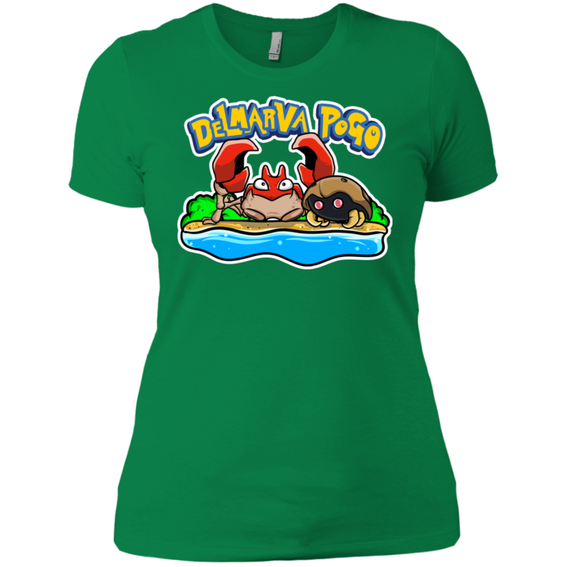 Delmarva POGO Team Valor Ladies' Boyfriend T-Shirt