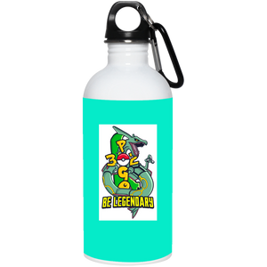 BE LEGENDARY Stainless Steel Water Bottle