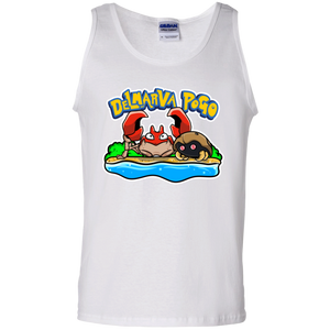 Delmarva POGO Team Instinct Tank Top