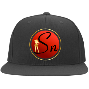 Saucy Nation Flat Bill Flexfit Cap