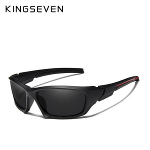 KINGSEVEN Limited Edition Carbon Fiber Sunglasses