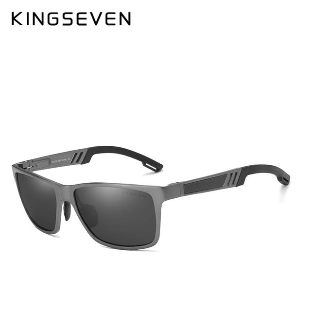 KINGSEVEN 2019 High Quality Men's Polarized Sunglasses