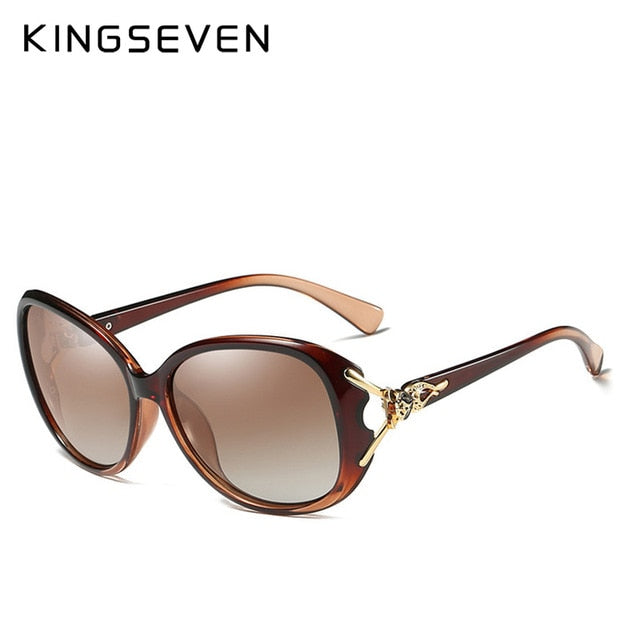 KINGSEVEN Women's Luxury Fashion Sunglasses