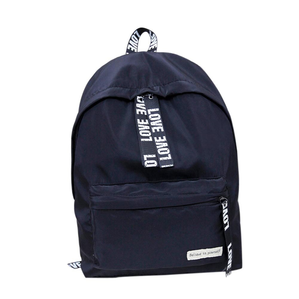 ... Aelicy Canvas Men Women Backpack College High Middle School Bags For  Teenager Boy Girls Laptop Travel ed03a3f5fe860