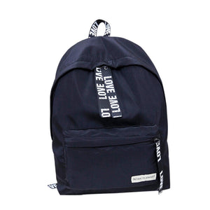 Aelicy Canvas Men Women Backpack College High Middle School Bags For  Teenager Boy Girls Laptop Travel 59e0b63a5458c