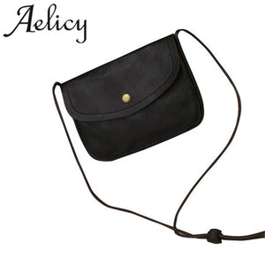 Aelicy bags for women 2018 Retro Cover Hasp Crossbody Bag Girls Leather Messenger  Bag Phone Coin 5d7265fc86bbe