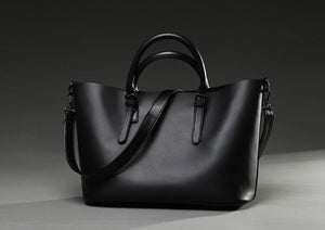 4953d0bf32 Bolso Mujer Negro 2018 Fashion Hobos Women Bag Ladies Brand Leather Handbags  Spring Casual Tote Bag