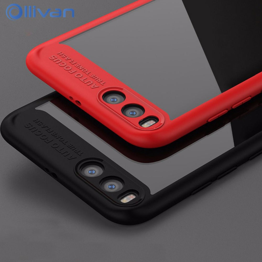 Ollivan Case For Xiaomi Redmi 4x 4 X Note Mi A1 6 64gb Black