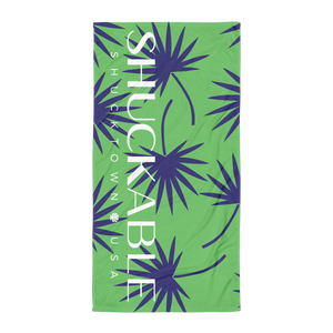 Shuckable Palmetto Leaf Towel