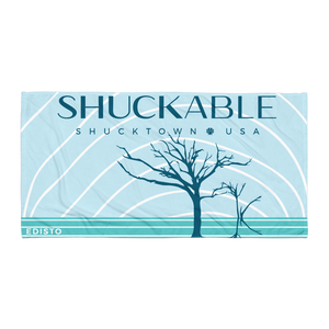 Edisto Shuckable Towel