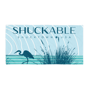 CAW CAW STATE PARK Shuckable TOWEL