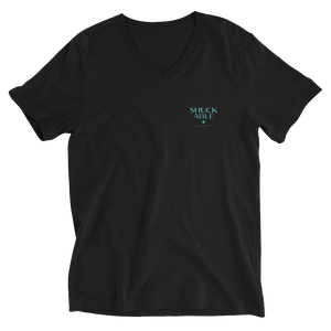 Shuckable PALMETTO TREE UNISEX V-NECK TEE