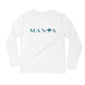 Manta Long Sleeve Fitted Tee