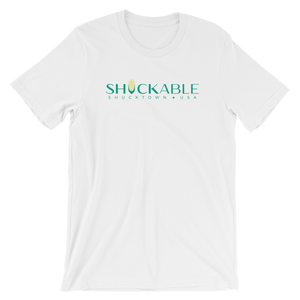 SHUCKable Corn Husk Tee