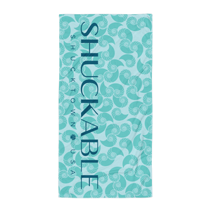 Shuckable Nautilus Towel