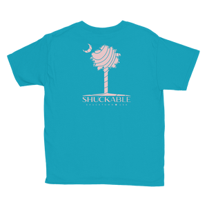 Shuckable Palmetto Tree Youth Tee