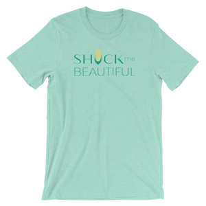 SHUCK me BEAUTIFUL Corn Husk Tee