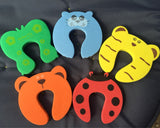 10Pcs Door Stopper Cute Cartoon Animal Cushion