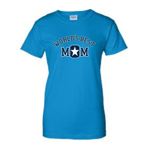 "I'm The ""WORLD'S BEST MOM"" T-shirt"