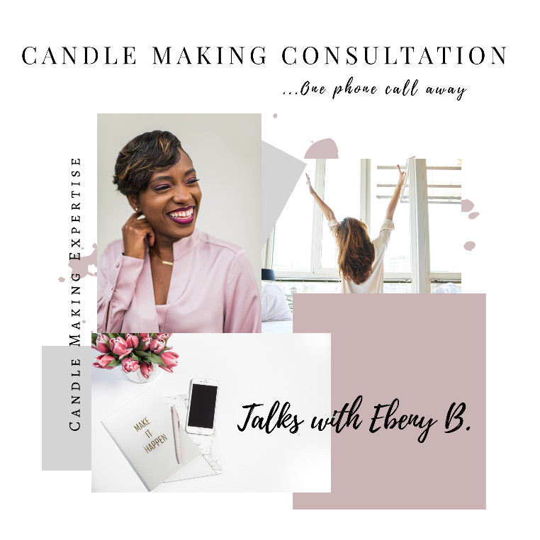 Candle Making Consultation