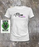 Custom Mom Mothers day T shirt