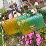 Jelly Bag - Yellow/Green