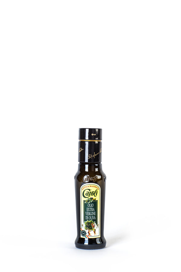 Caroli Classic Italian EVoo. Cold Pressed. 3.4oz Preziosa Bottle