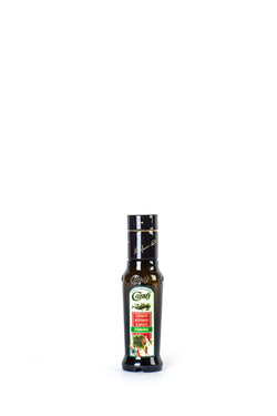 Caroli Italian EVoo Flavored. Cold Pressed. Rosemary - 3.4oz Round Bottle