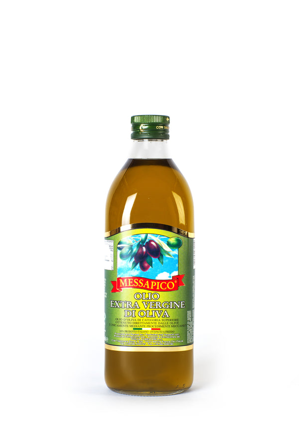 "Bottle lt.1 ""Bormioli"" extravirgin olive oil"