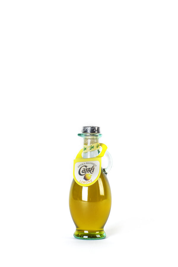 "Bottle ""Atene"" lt.0,25 extr.olive oil lemon"