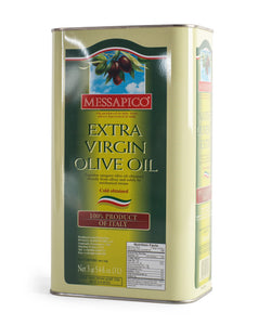 Caroli USA, Inc Extra Virgin Olive Oil Italian Extra Virgin Olive Oil 1 gallon Messapico. Cold Pressed.
