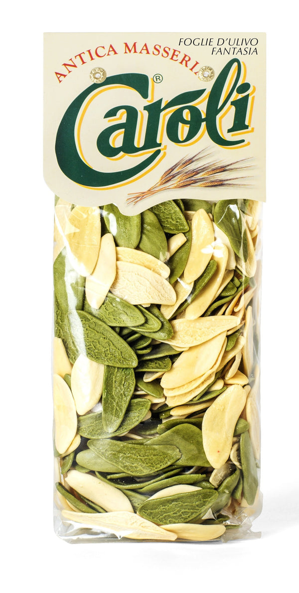 Caroli USA, Inc Pasta Flavoured With Spinach