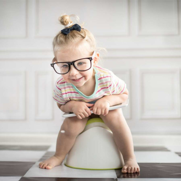 4 signs your child is ready for potty training