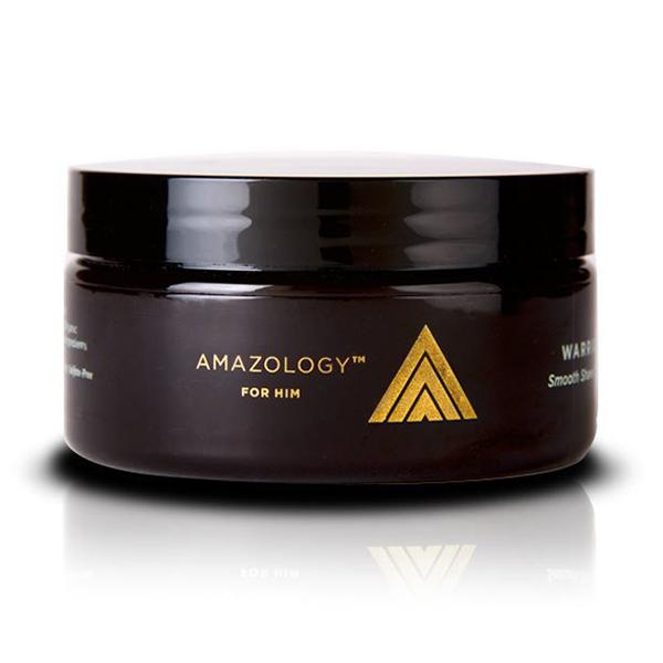 Warrior. Smooth Shave Cream Amazology Shop