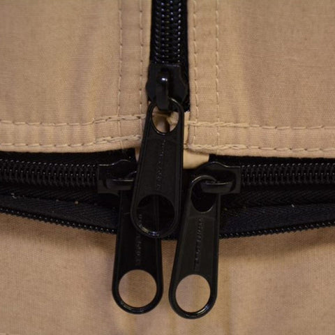regatta zipper