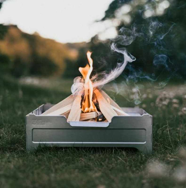 M1 Grill with fire safe