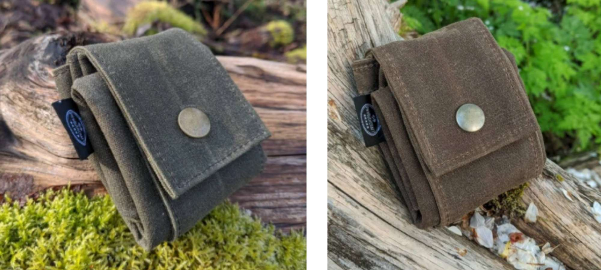 foraging pouches