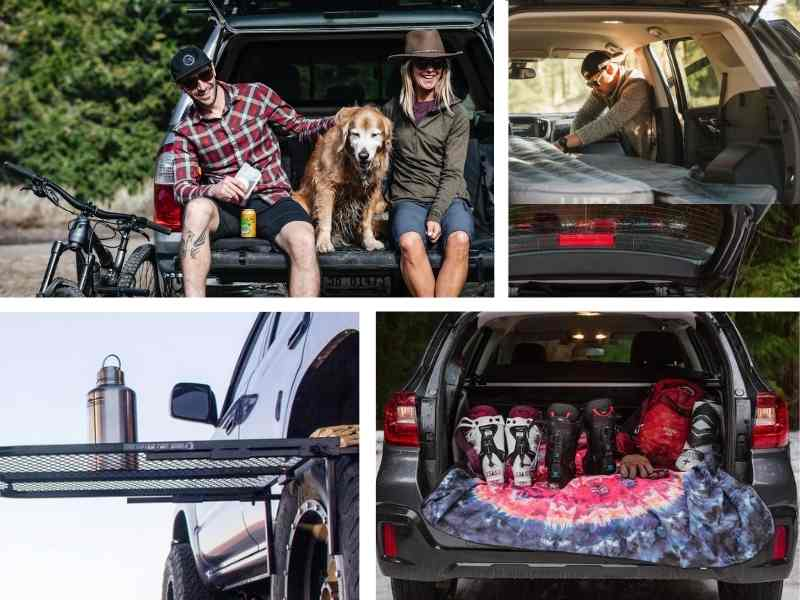 ROAD TRIP CAMPING ACCESSORIES