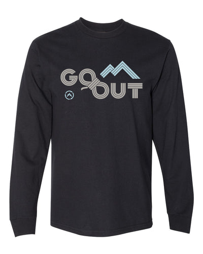 go out long sleeve tee