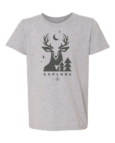 Youth Buck Tee