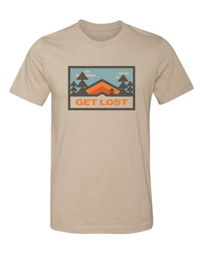 Summer Camp Get Lost T-shirt