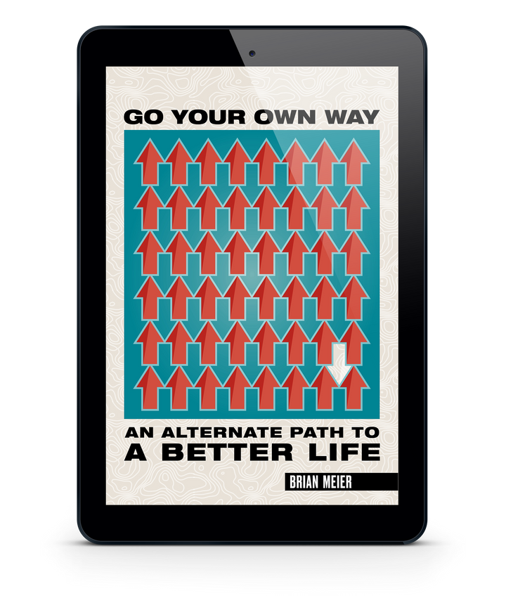 Go Your Own Way ebook