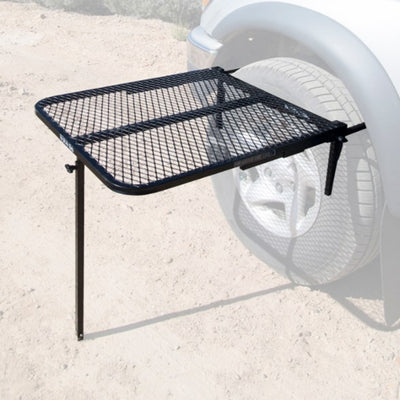 Tailgater Tire Table - Steel
