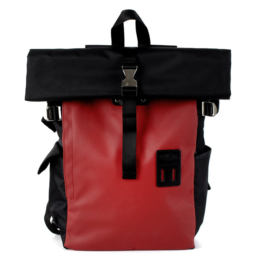 Rolltop Backpack Neo - red