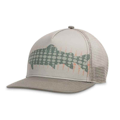Basin Trucker Hat - Men's - Olive