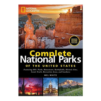 complete national parks of the U.S.