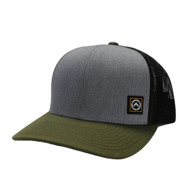 Get Lost Low-Pro Trucker - Green