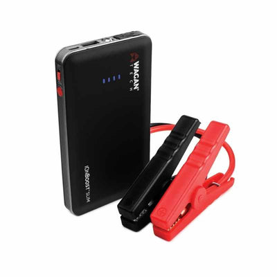 wagan tech ionboost charger with cables