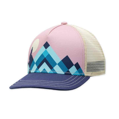 Lunar Trucker Hat - Women's - Navy